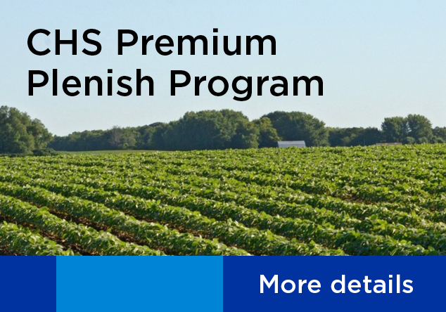 CHS Premium Plenish Program